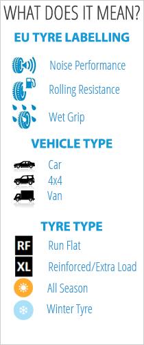 Tyre Type Key